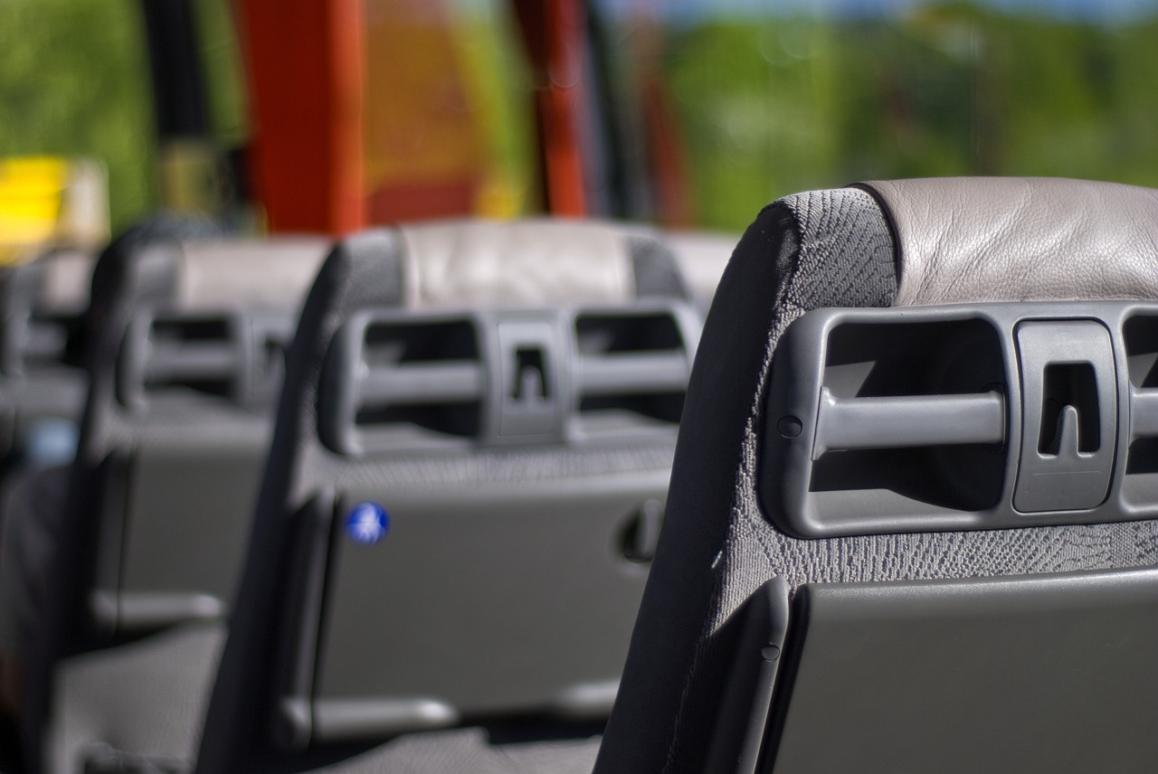 professional bus seat & upholstery cleaning