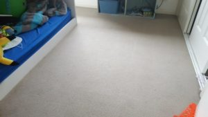 Dirty Bedroom Carpet In Gwynneville - after cleaning by Jason, a ChemDry-trained carpet cleaner 1