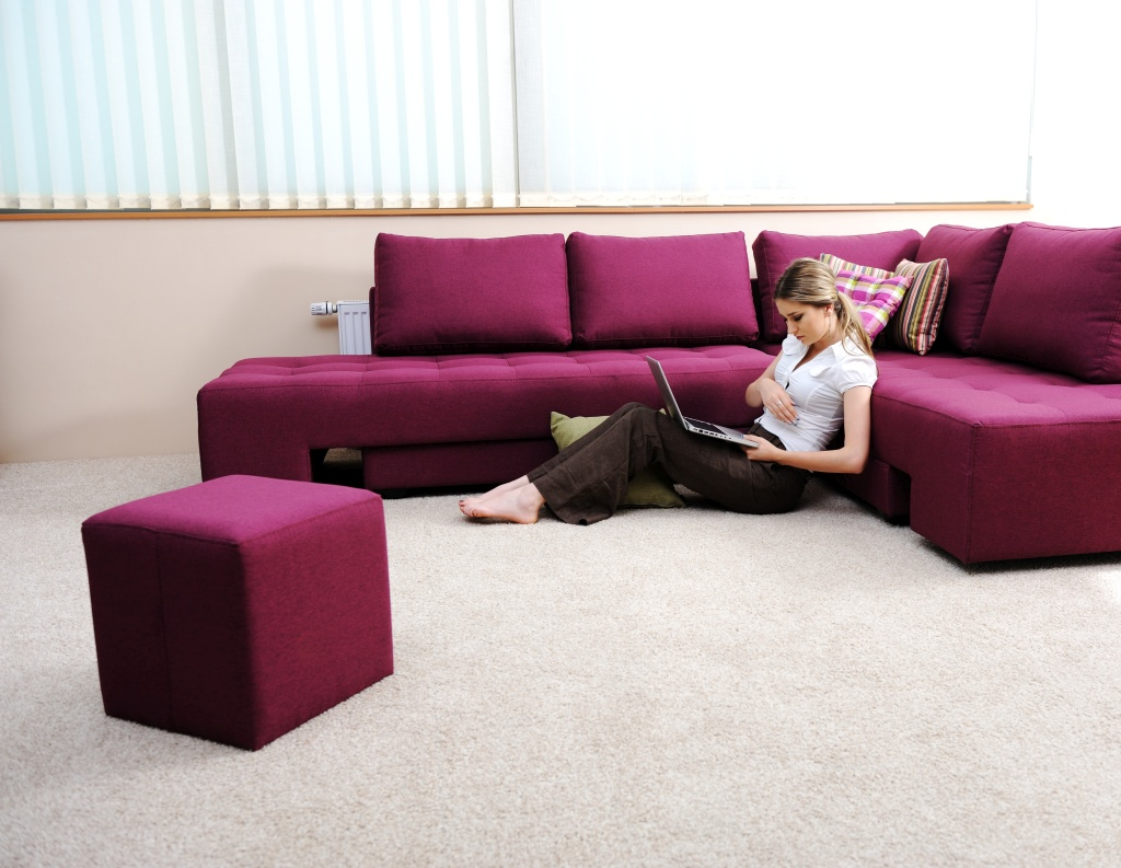 carpet cleaning in Keiraville refreshed rental poperty